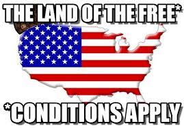 Meme Land - the land of the free scumbag america meme on memegen