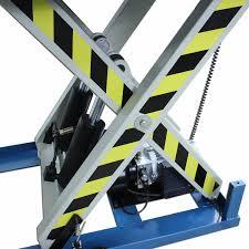 hlt 4400 hydraulic lift table baileigh industrial baileigh