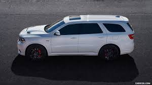Dodge Durango Srt - 2018 dodge durango srt side hd wallpaper 54