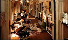 Palace Interior by Blenheim Palace U2013 Woodstock Oxfordshire England Must See Places