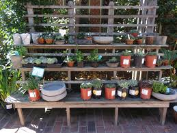 garden display ideas mid century modern pots and planters square planter h stardust