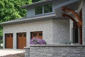 split face stone veneer harbor springs garage exterior loversiq