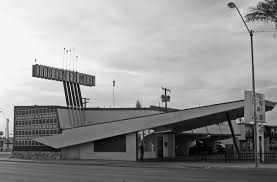 googie architecture the cincinnati review space race
