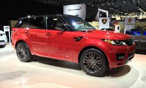 range rover land rover 2016 2016 range rover sport hst 2015 nyias fast lane daily youtube