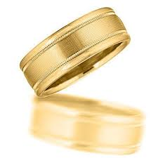 the gents wedding band men s yellow gold wedding ring freedman jewelers boston