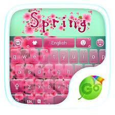 go themes apps apk spring go keyboard theme apps on google play