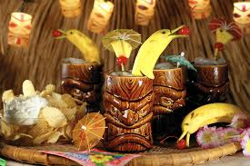 bring the tiki party home with easy drink recipes chicago tribune