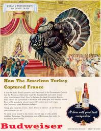 pint of chicago vintage ads and thanksgiving
