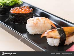 jeu de cuisine sushi jeu de sushi mixte photographie topntp 151538398