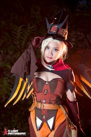 mercy halloween background overwatch cosplay gallery x light photography