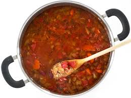 garden vegetable quinoa soup budget bytes