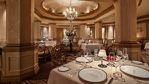 dining room restaurant victoria albert s walt disney world resort