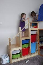 Ikea Kids Room Storage by 20 Ways To Hack Tweak Repurpose U0026 Reimagine Ikea U0027s Trofast Toy