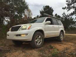 lexus gx470 camping your gx470 tell me about it ih8mud forum