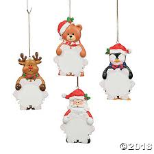 personalized christmas character personalized christmas ornaments