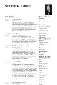 Best Ceo Resumes by Download Ceo Resume Haadyaooverbayresort Com