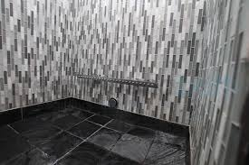 glass tile steam shower photo gallery and image library