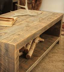 Make Your Own Reclaimed Wood Desk by Best 25 Wood Company Ideas On Pinterest Low Coffee Table Cool