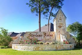 sterling ridge new homes in huntsville tx stylecraft builders