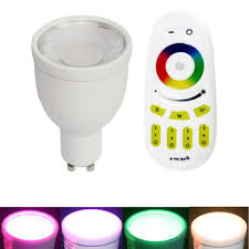light bulbs controlled by iphone all in one bulb milight iphone controlled rgbw colour changing light