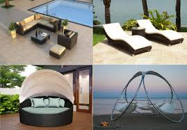 to choose the best material for outdoor furniture