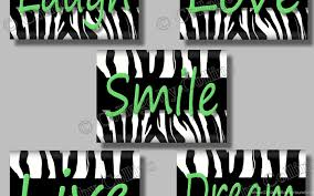 wall decor zebra home design desktop background