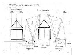 how to setup cad based crane lift plans