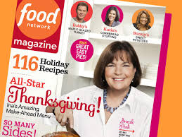 food network thanksgiving sides food network magazine november 2012 recipe index recipes and