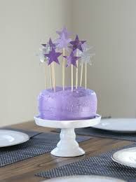 themed cake decorations simple recyclable diy birthday cake decorations
