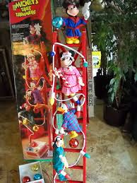 mr christmas mickey u0027s tree trimmers animated lighted disney mouse
