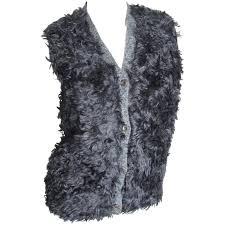 black sweater vest prada knit sweater vest for sale at 1stdibs
