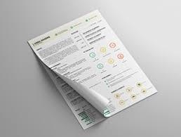 resume templates for custom design realtime cv