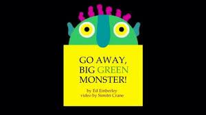 go away green go away big green monster new video dailymotion