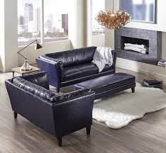 Brown Leather Sofa And Loveseat Lazzaro Sofas And Sectionals