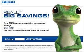 Geico Estimate Car Insurance by Geico Quote Box Saving To Invest