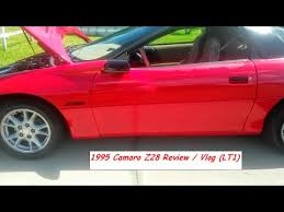 1995 lt1 camaro 1995 chevy camaro z28 lt1 review