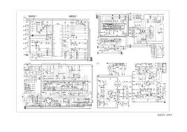 television circuit diagram wiring diagram for chinese atv