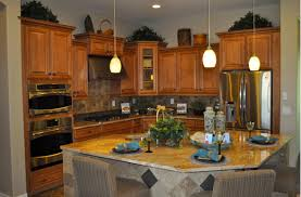 triangle kitchen island triangle kitchen island new island shape adds to kitchen