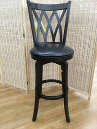 bar stools that swivel stool swivel w back