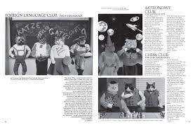 cat high the yearbook the cat high yearbook a of many kitties chronicle books