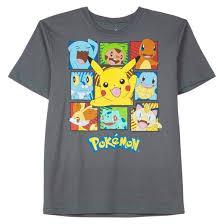 boys pokémon graphic t shirt target