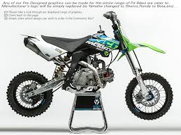 motocross balance bike pit bike pre designed mx graphics kits ringmaster