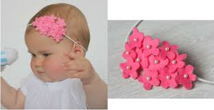 how to make baby headband diy baby headbands home abroad