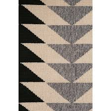 Modern Indoor Outdoor Rugs Modern Triangles Indoor Outdoor Rug 59 Liked On Polyvore