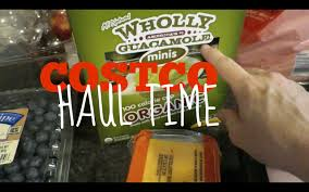 costco u0026 healthy snack food haul youtube