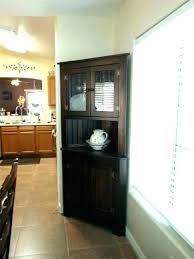 corner hutch cabinet for dining room small corner hutch cabinet corner hutch dining room top best corner