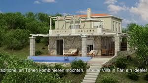 fari klassische villen immobilienkauf in griechenland insel thasos