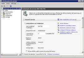activer le bureau à distance windows 7 installation et configuration terminal serveur appremote sur