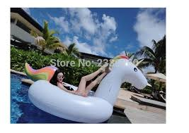 oversized inflatable swan floating water bed water playing