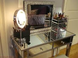 mirrored makeup vanity table furniture cheap mirrored makeup vanity set with mirror and cool